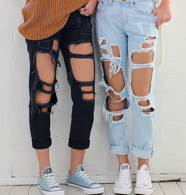 Online Get Cheap Pants Cut up Jeans -Aliexpress.com | Alibaba Group