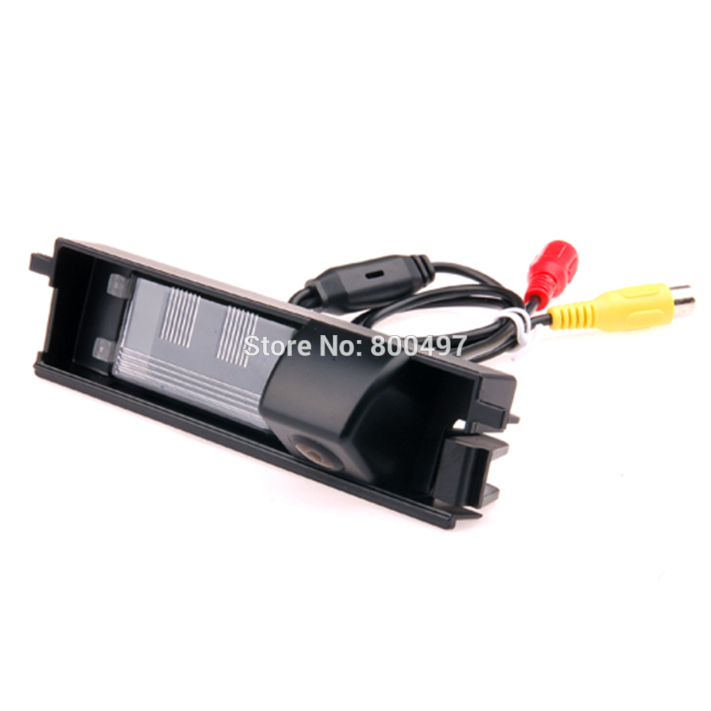 Hot Selling Car Rear View Reverse Camera Parking Backup HD Parking Assistance Camera Waterproof IP67 for Toyota RAV 4 2000-2012 color car camera free shipping for 2012 asia kia k5 car rear view camera reverse backup parking aid waterproof