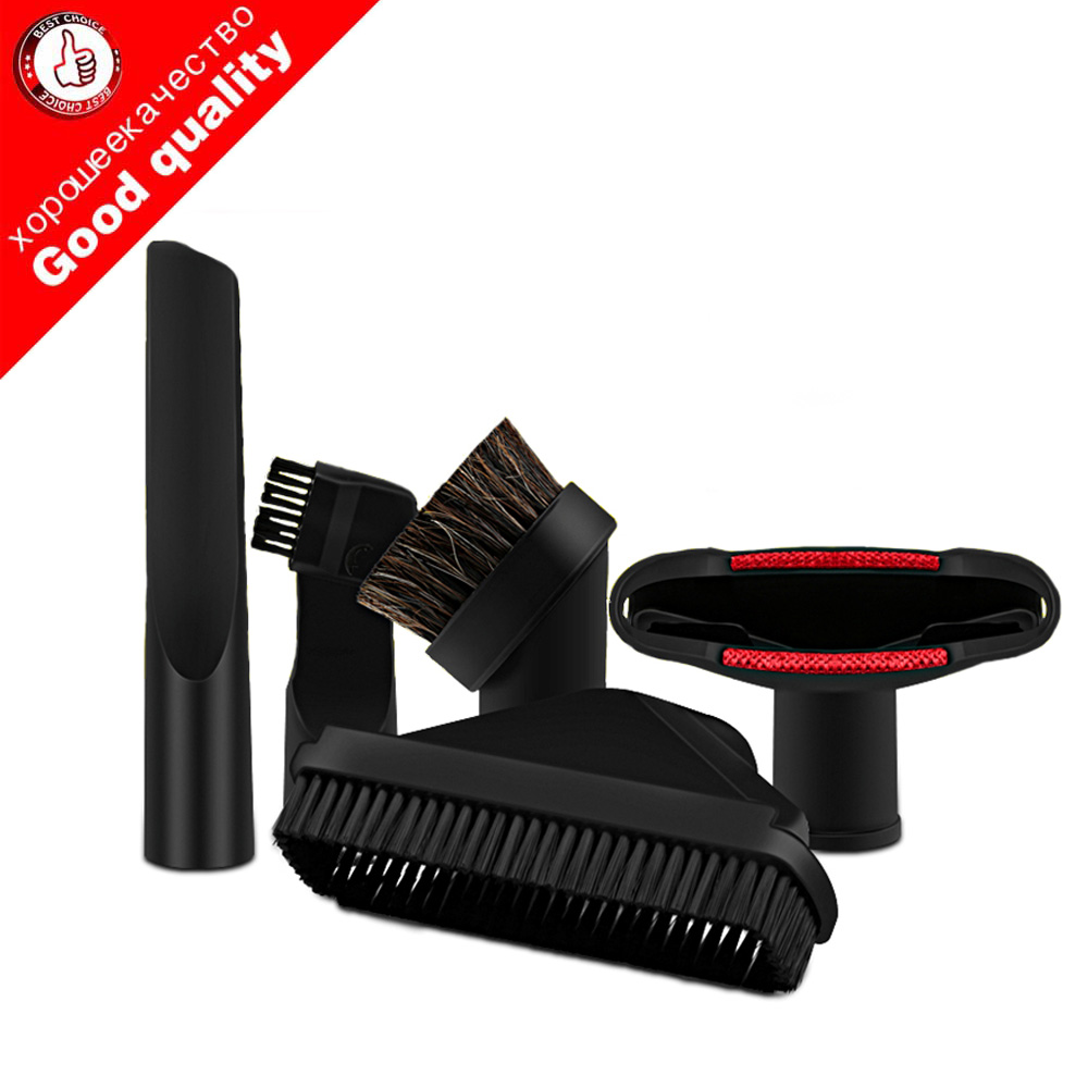 Sofa Vacuum Cleaner Brush Us 12 14 35 Off 5pcs Free Shipping Replacement Attachment Kit For Philips Electrolux Haier Vacuum Cleaner Brush Sofa Crevice 32mm General In Vacuum