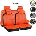 Universal tampas de assento do carro Para CITROEN C4l Citroen C5 Citroen C3 C4 Picasso Elysee carro-cobre acessórios styling preto/cinza/vermelho