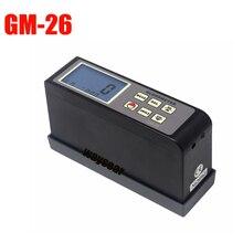 Buy online GM-26 Gloss Meter range 0.1-200Gu 20 60 Multi-angle gloss meter Portable Digital Glossmeter