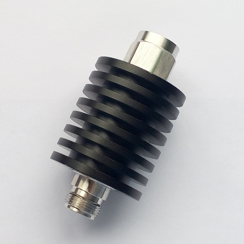 30W N-JK coaxial fixed attenuator,DC-3GHz 4GHz,50 ohm,1db,2db,3db,5db,6db,10db,15db,20db,30dB,40db,Free shipping 25w n jk coaxial fixed attenuator dc 3ghz 50 ohm 1db 3db 5db 6db 10db 15db 20db 30db free shipping