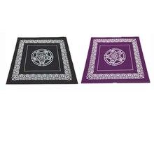 pentacle Tarot game tablecloth non woven