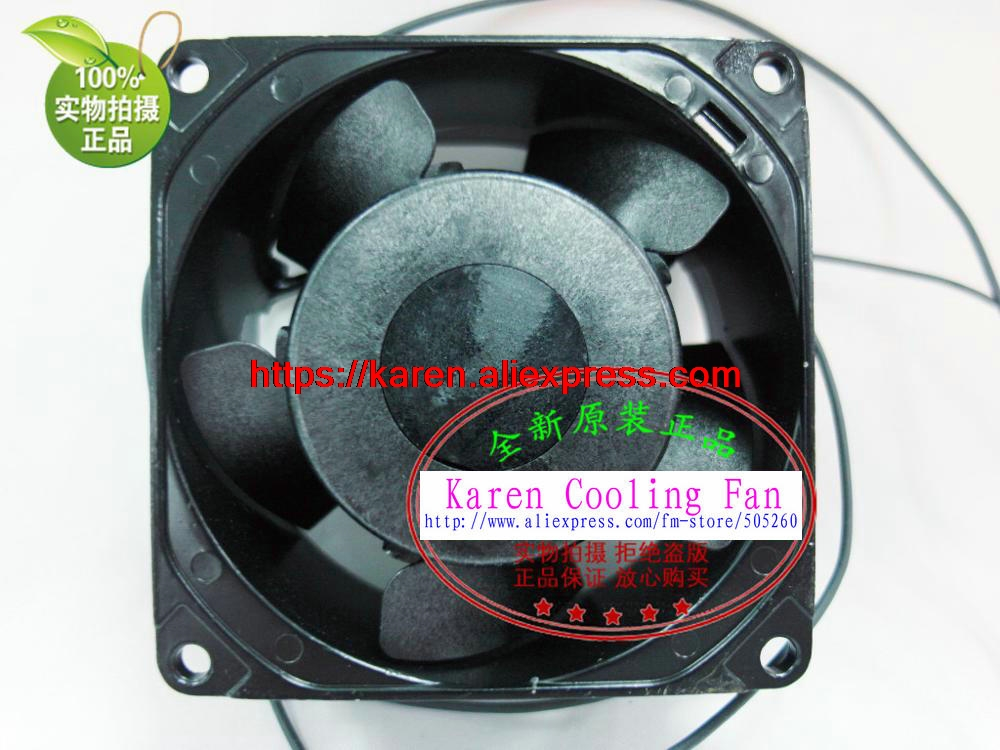 все цены на  New Original NMB 3115PS-12W-B30 AC115V 9/7W 80*80*38MM 8CM axial flow cooling fan  онлайн