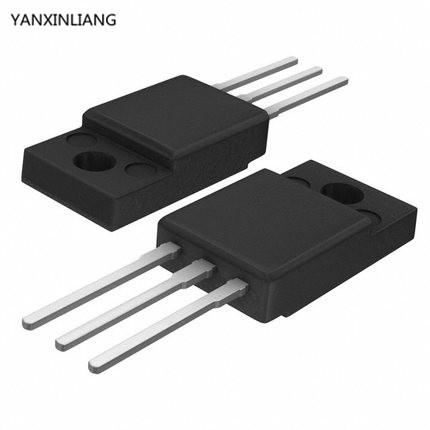 10pcs FQPF2N60C <font><b>2N60C</b></font> 2N60 600V 2A MOSFET N-Channel transistor TO-220F new original image