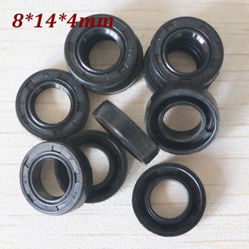 10pcs Oil Seal For Pendulum bar for Honda GX340 GX390 GX 340 390 Chinese 188 Gasoline Engine Motor Repalcement image