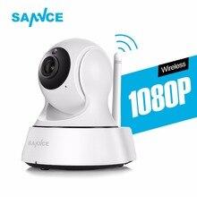 SANNCE HD 720 P 1080 P Wireless IP Kamera Smart CCTV Überwachungskamera P2P Netzwerk Baby Monitor Home Serveillance Wifi kamera