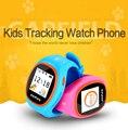 10 Pçs/lote, DHL Free Ship S866 Crianças Bluetooth Relógio Inteligente SOS LBS GPS WIFI (Opcional) Smartwatch À Prova D' Água Relógio para Android IOS