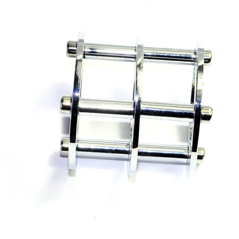 Wholesale and retail 2pc Tube Guard Protector Cover PreAmp Silver 12ax7 12au7 6922 5687 ECC audio free shipping