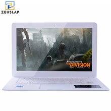 ZEUSLAP-A8 14inch 8GB Ram+64GB SSD Ultrathin 1920X1080P Quad Core Windows 10 System Fast Boot Running Laptop Notebook Computer