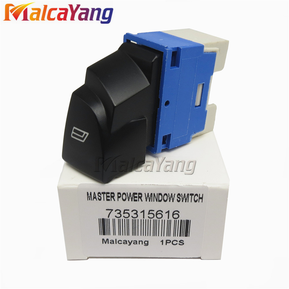 Electric Window Triple Switch Button For Fiat Ducato Citroen Peugeot Boxer Fuse Box T5 Lifter Switches I Fl 2002