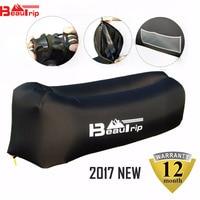 BEAUTRIP Brand 2017 PREMIUM Inflatable Lounger 100 Nylon Air Sofa Bed Lazy Lay Sleeping Lounge Bag