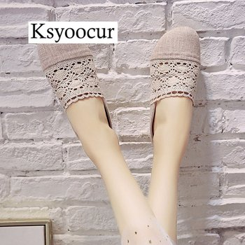 Brand Ksyoocur 2020 New Ladies Slippers Shoes Casual Women Shoes Comfortable Spring/autumn/summer Women Slippers Shoes X02