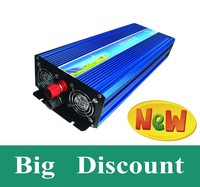 2500W invertor sinus pur Peak 5000W Solar Inverter 2500W Pure Sine Wave Car Power Inverter DC 24V to AC 220V Power Converter