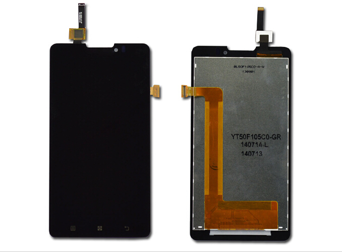 Top Quality Test Passed FOR Lenovo P780 LCD Display font b touch b font font b