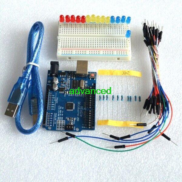UNO R3 Kit Small Tool Tools For Arduino DIY Basic Kit   Drop