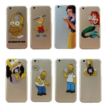 2016 New Cute Design Case Cover For Apple iPhone 4 4S 5 5S SE 5C 6