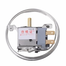 WPF22-L 2Pin Refrigerator Thermostat Household Metal Temperature Controller New Drop ship цены