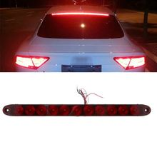 Truck LED Brake Light Car Stop Turn Tail Lamp Long Bar Signal Light Red цена