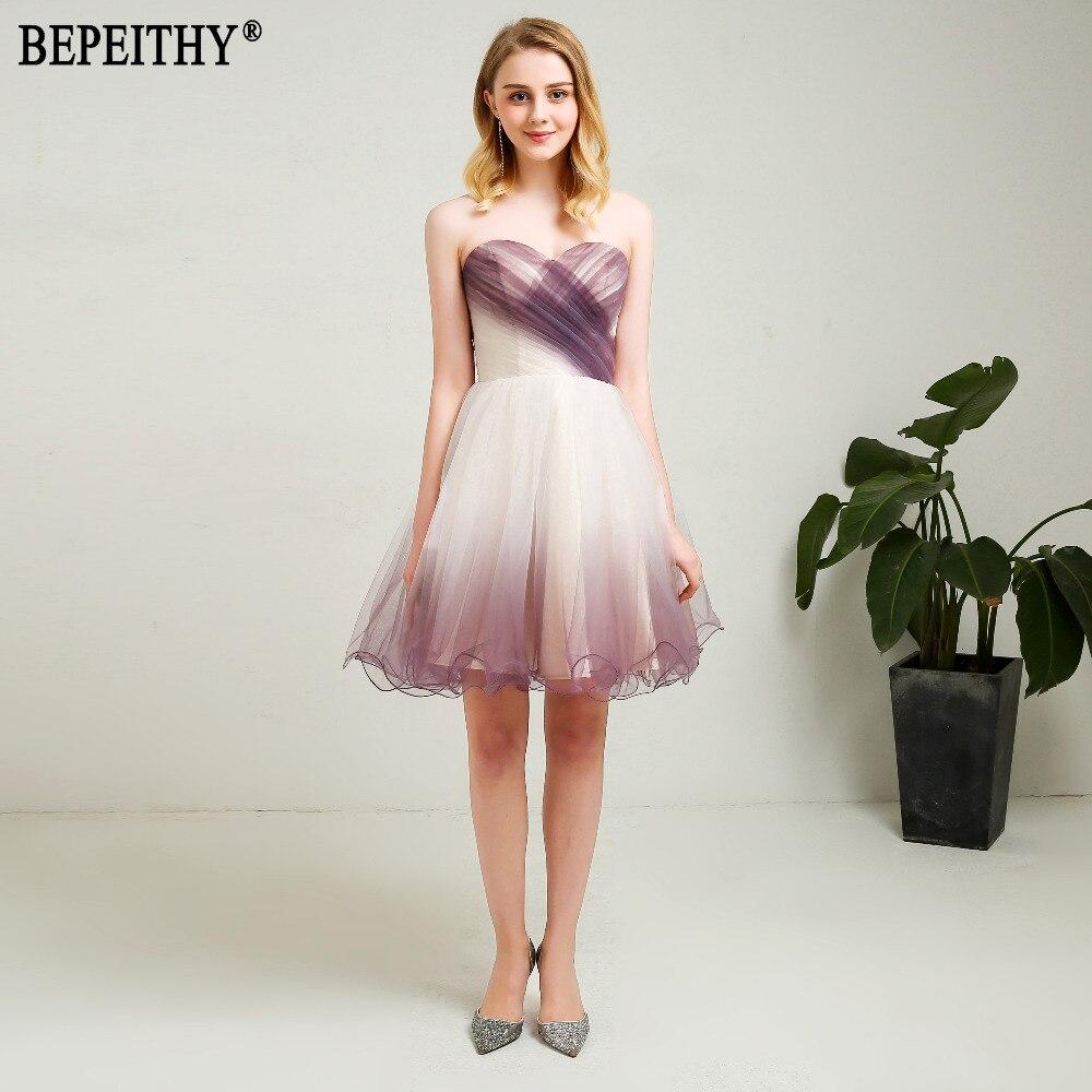 BEPEITHY Nieuw ontwerp Vestido De Festa Longo Sweetheart Plooien - Jurken voor bijzondere gelegenheden - Foto 1
