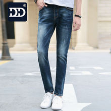 DD Famous Jeans Brand Factory Jeans Men Cotton Straight Casual Blue Jeans Men Quality Mens Black Blue Jeans Spring Autumn Pants