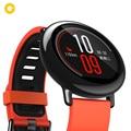 Inglês versão xiaomi huami amazfit ritmo esportes smart watch bluetooth 4.0 WiFi Dual Core 1.2 GHz 512 MB + 4 GB GPS Coração taxa