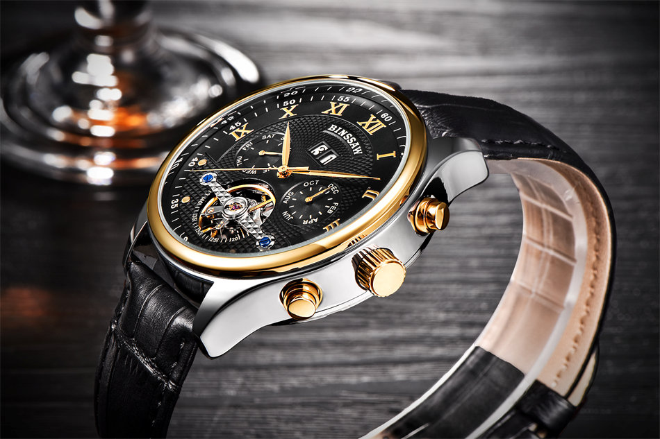 HTB1sNOdQVXXXXX5aXXXq6xXFXXXe - BINSSAW Fashion Luxury Watch for Men