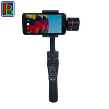 Raybow S4 handheld 3axis hand gimbal for phone s7 edge smartphone  Live Show Selfie Video