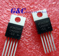 5 PCS IC LM2596T-5.0 TO-220 Regulador de Tensão LM2596 3A 5 V NOVO