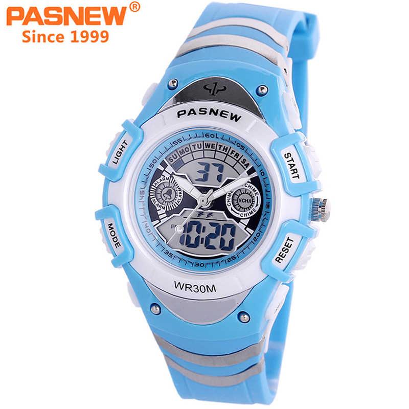 f5737d11b ... ZGO Sport Quartz Watch Child Multifunctional LED Digital Student Watch Kids  Waterproof Gift For Boy Girl