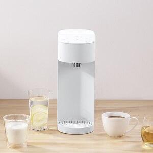 Image 2 - Viomi desktop dispensador de água 2l aquecimento instantâneo dispensador de água quente barra de leite do bebê parceiro aquecedor beber