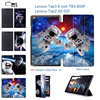 MTT Astronaut Magnetic Leather Cover Tab2 A8 50F Case For Lenovo Tab3 Tab 3 8 850