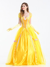 Halloween Snow White Cosplay Costume Princess Dress Costumes