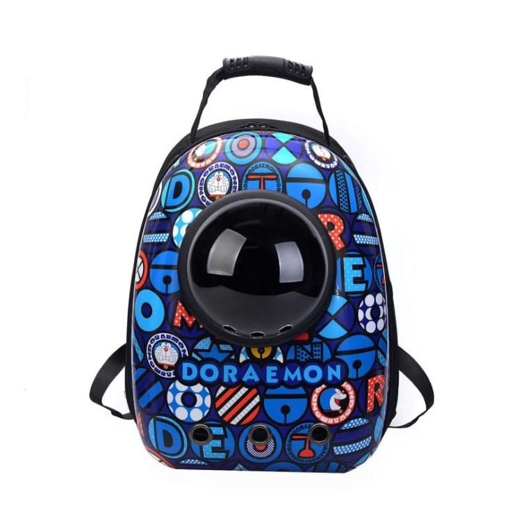 Space Capsule Astronaut Pet Cat Backpack Bubble Window for Kitty Puppy Chihuahua Small Dog Carrier Crate Outdoor Travel Bag CaveSpace Capsule Astronaut Pet Cat Backpack Bubble Window for Kitty Puppy Chihuahua Small Dog Carrier Crate Outdoor Travel Bag Cave