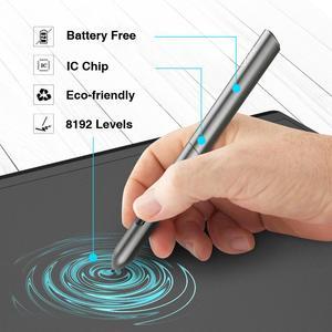 Image 5 - VEIKK A30 גרפי ציור Tablet עבור באינטרנט הוראה למידה 10x6 סנטימטרים גדול פעיל אזור דיגיטלי ציור כרית עבור אמנים