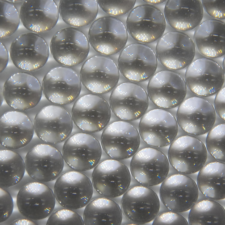 Pcs mm high precision laboratory transparent solid