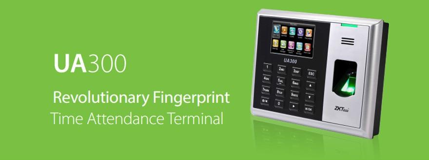 Ua300 Zkteco Biometric Time Attendance Fingerprint Scanner