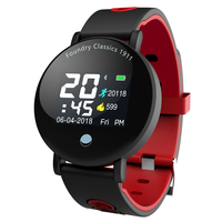 Bluetooth Smart Watch Men Women Blood Pressure Measure Heart Rate Monitor Waterproof Sport Smartwatch For Android IOS iPhone