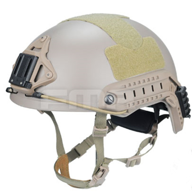 ФОТО 2017 FMA Tactical Skirmish Airsoft Ballistic Helmet With 1:1 Protecting Pat MOLLE Gear Military Hunting Combat TB1010 BK