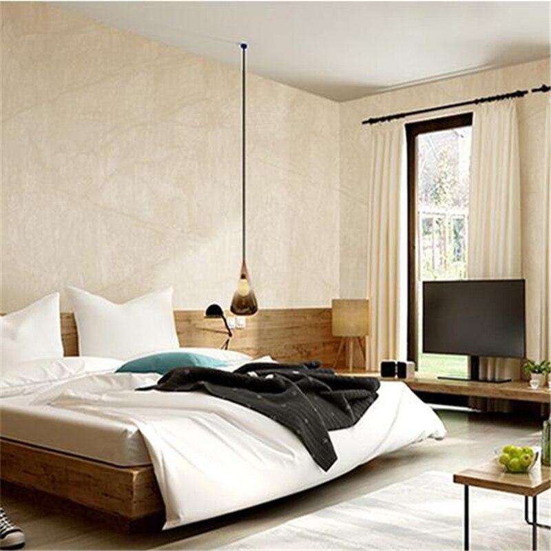 Beibehang papier peint de Haute qualité gris tacheté salon chambre fond uni papier peint Nordique non-tissé papier peint de couleur unie