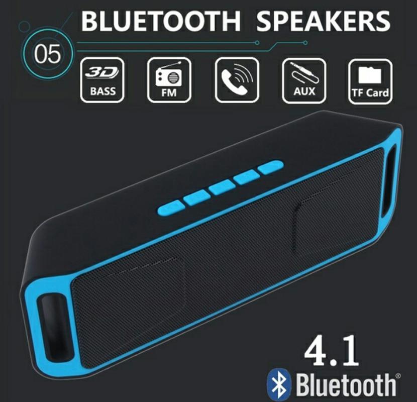 Portable wireless parlantes bluetooth Speaker fm radio music box Subwoofer bluetooth kalonki speakers for the iPhone Samsung PC