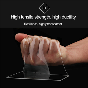 Image 3 - Multifunction Nano Tape No Residue Non slip Stickiness Gel Grip Tape Universal Car Stickers Indoor Outdoor Washable Recyclable