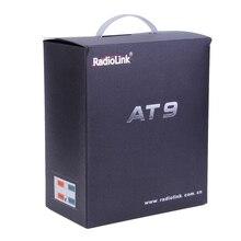 Original AT9 Radiolink Receptor Transmisor de Control Remoto de 2.4 GHz 9ch RC con R9D DIY Quadcopter