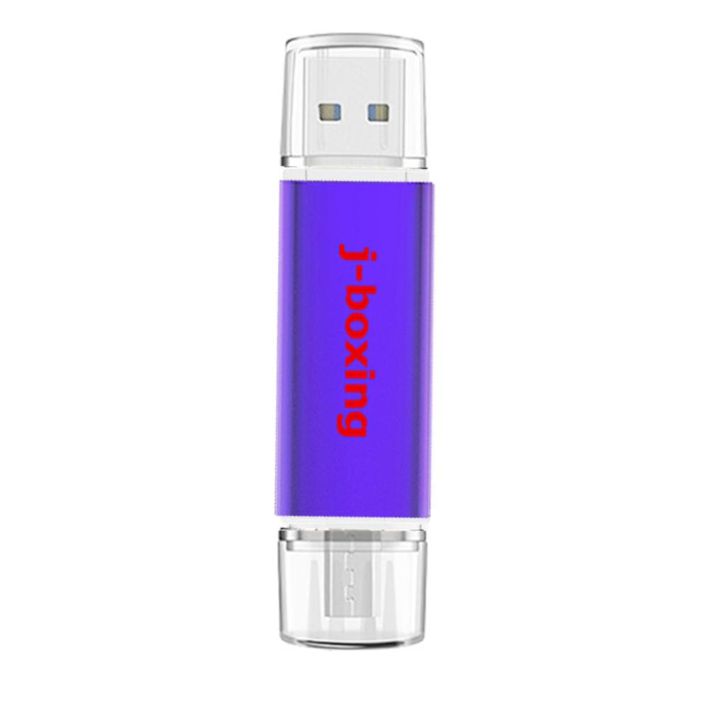 Image 5 - J boxing OTG USB Flash Drive 64GB 32GB 16GB 8GB Pendrives Micro USB 2.0 Memory Stick for Android Phone PC Macbook Multi color-in USB Flash Drives from Computer & Office