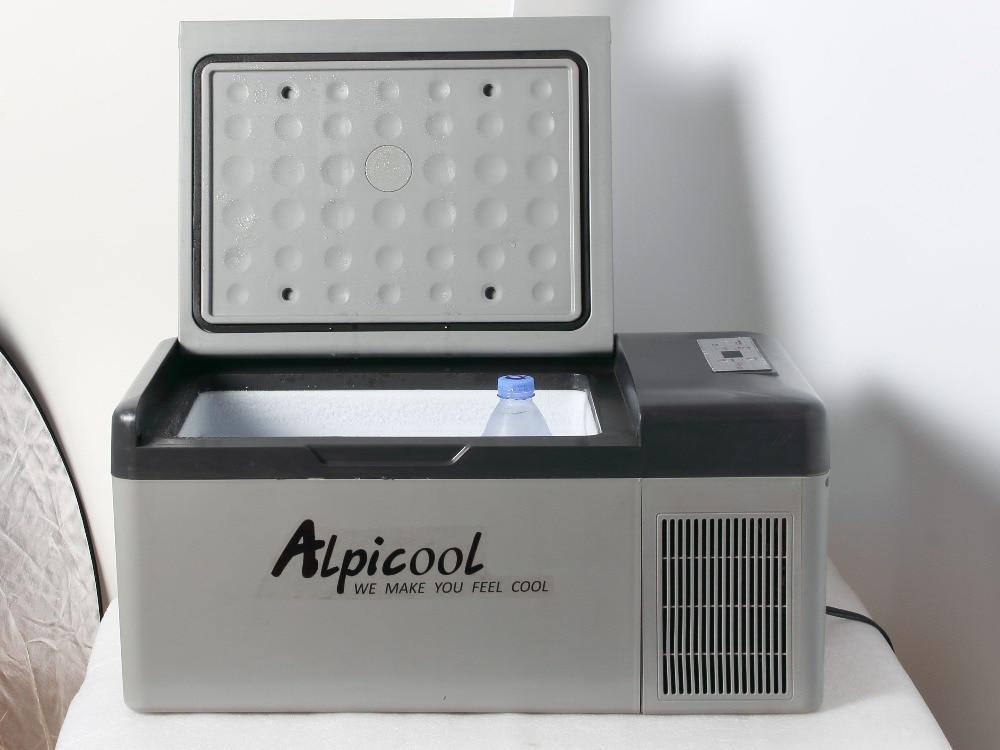 Mini Kühlschrank Zum Mitnehmen : Alpicool c serie l neue kompressor gefrierschrank kühlschrank