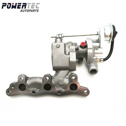 Nowa turbosprężarka pełna turbina sprężarki Turbo 54319880005 54319700003 dla Mercedes Smart cdi 0.8 CDI OM660DE01LA 30 Kw 45 km-