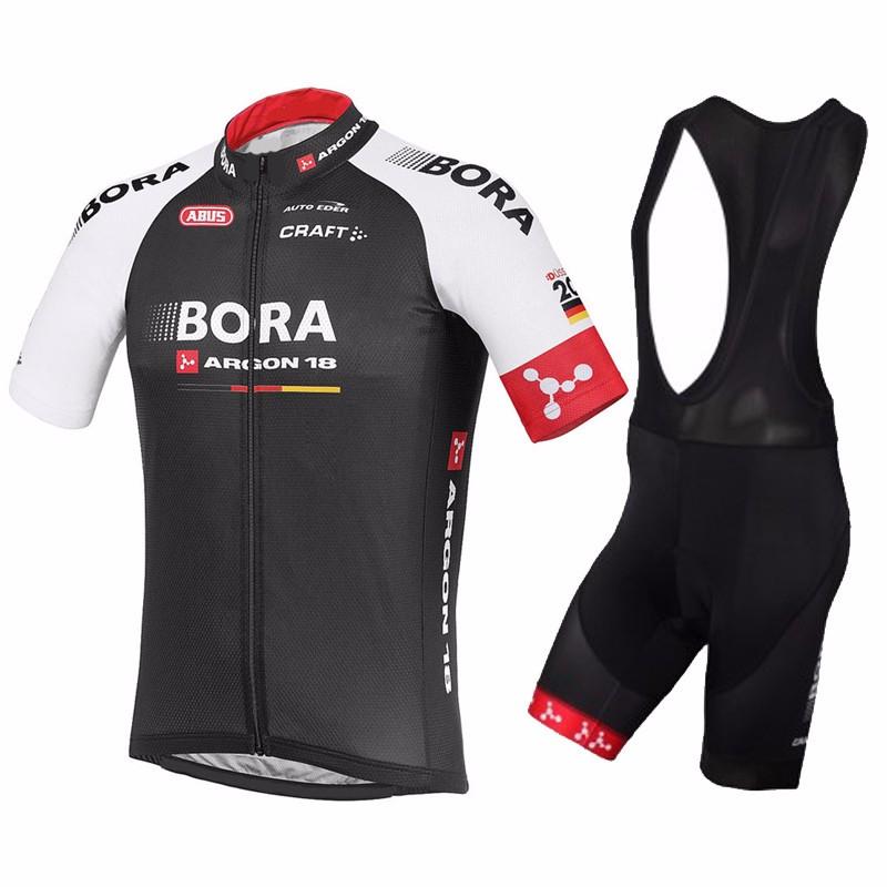 2018 Bora Team Summer Dh Pro Sporting Racing COMP UCI World Tour Porto 9d Gel Cycling