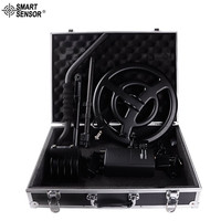 AS944 Silver And Gold Underground Metal Detector Gold Digger Treasure Hunter Detection Depth Is 2 5