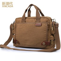 Hot Sale High Quality Multifunction Men Canvas Bag Casual Travel Bolsa Masculina Men S Crossbody Bag