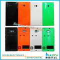 new Back battery Door case cover housing with side button sets for Nokia lumia 930 N930,black,green,orange,white
